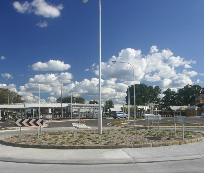 Athel D'Ombrain Drive and Maitland Transport Interchange Upgrade