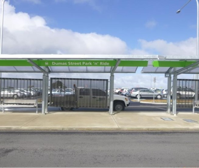 Mount Barker Park and Ride Facility