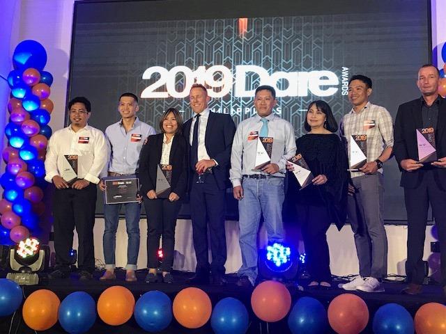 PrimeBMD holds 2019 Dare Awards