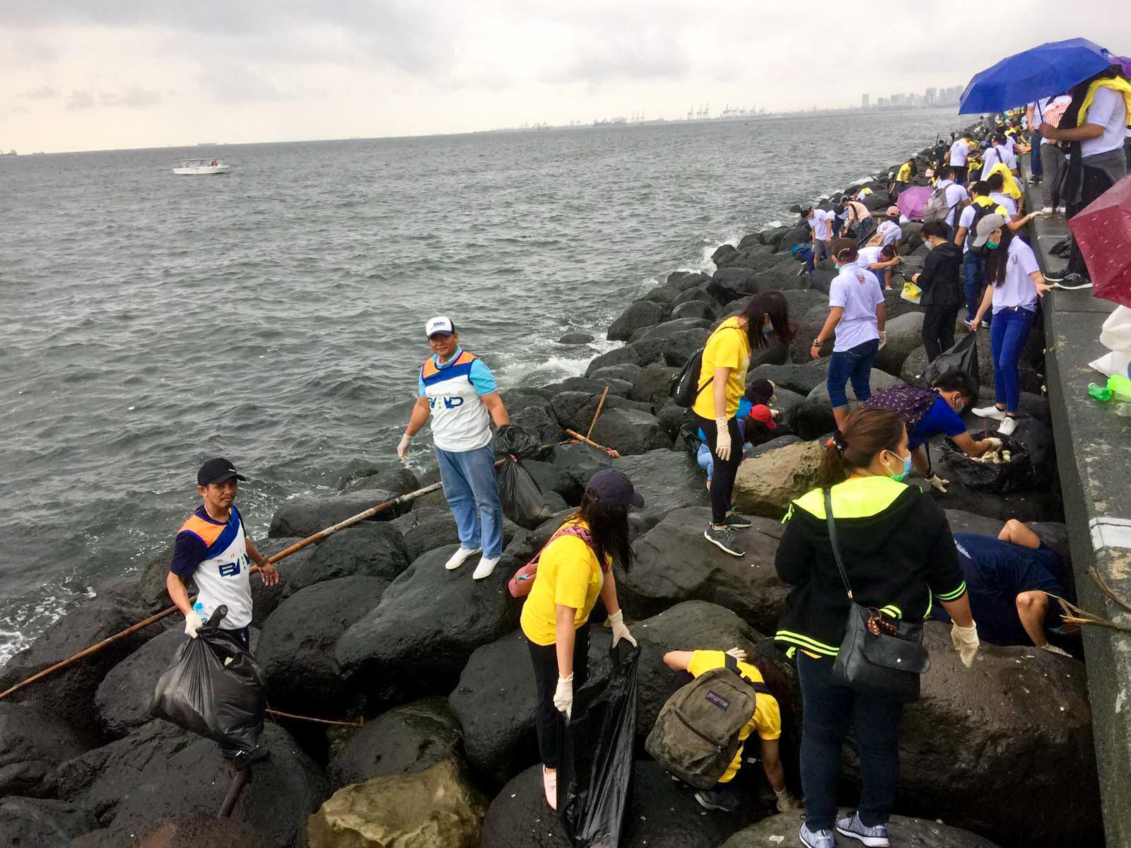 PrimeBMD participates in International Coastal Cleanup